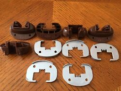 5 X Kenlin Rite-trak Ii Drawer Guide Glide 168 Metal With Usps Tracking