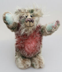 Ecclefechan By Barbara-ann Bears - English Artist Collectable Teddy Bear - Ooak