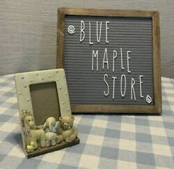 Burnes Of Boston Baby Animal Themed Mini Picture Frame FREE SHIPPING