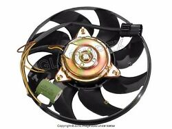Porsche 911 And03901-and03905 Left Or Right Auxiliary Fan Genuine +warranty