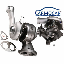 Powerstroke Turbo Charger High And Low Pressure For 08-10 F250,350,450,550 6.4l