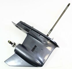 6da-45300-00-8d Yamaha 2006 And Up 20 Lower Unit 175 200 Hp 4s New Oem 1 Yr Wty