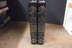 Science Fiction Hall Of Fame Vol.ii, Parts A,b--ben Bova--easton Press Leather