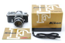 Ab Product Nikon Eye Level Red Dots Nikkor-s Auto 50mm F1.4 Serial Match Source