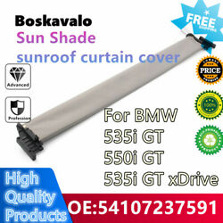 Panoramic Sunroof Sun Roof-sunshade Shade Curtain Cover For Bmw 550i Gt 535i Gt
