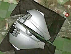 Honda Scooter Nh125 83-86 Lead L/r Cover Body Nh131m Nos 83500and83600-kg8-000zb