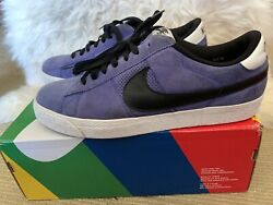 Size 12 Nike Sb Blazer Low Varsity Royal