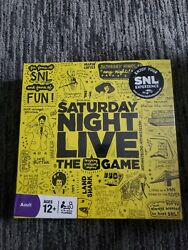 Saturday Night Live The Game Board Game New In Wrapper Snl 1172