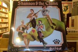Shannon And The Clams Onion Lp Sealed Vinyl