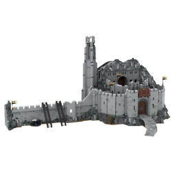 The Lord Of The Rings Helm's Deep Ucs Scale Building Blocks Toys Bricks Set