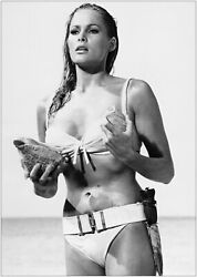 330380 Ursula Andress Bond Movie Girl Print Poster