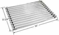 Replacement Bbq Stainless Steel Cooking Grates For Weber 7527 Lowes Model Grills