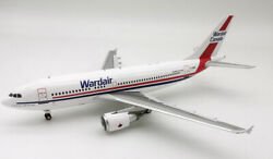Inflight If310wd0720 1/200 Wardair Canada A310-304 C-giwd With Stand