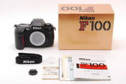 Article Nikon F100 Body Collector's Items Serial Match Source Box 10564