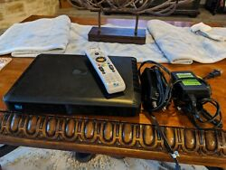Direct Tv Hd Dvr Box With Supply, Control And 1 Mini Box With Power Supply And Contr