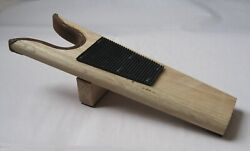 Boot Jack Bootjack Puller Remover Wood New Made In Usa Waders Cowboy Western