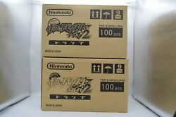 200 Decks Pokemon Playing Cards Poker White 2 And Black 2 Factory Case Sealed New