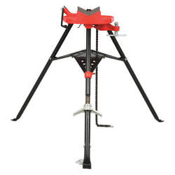Ridgid 36278 Portable Chain Vise,1/8 To 12 In.