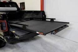 For Bedslide Classic 58 Inch X 41 Inch Black 05 - Current Toyota Tacoma / Nissan