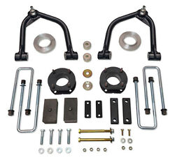 For 4 Inch Uni-ball Lift Kit 07-19 Toyota Tundra 4x4 And 2wd Excludes Trd Pro Tuff