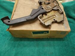 Nos Gm Parking Emergency E Brake Control Handle Pedal Mechanism 6271376 1970and039s