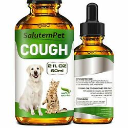 Dog Cough - Kennel Cough - Dog Allergy Relief -supplements For Dogs Andcats Health