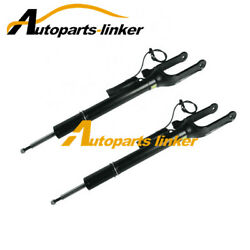 Pair Front Air Suspension Strut W/ads For Mercedes W251 R320 R350 2513203113 New