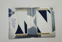 2016-17 Upper Deck The Cup Brayden Point Rookie Monumental Auto Patch Booklet/6