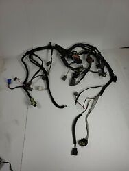 Yamaha 300 Hpdi 300 Hp Outboard Wire Wiring Harness Assy 2 6d0-8259m-20-00