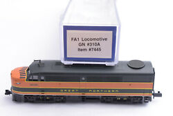 N Scale-life Like 7445 Gn Great Northern Fa-1 Diesel Locomotive 310a