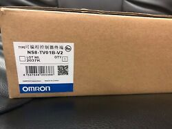 New Original Omron Touch Screen Ns8-tv01b-v2 Hmi Free Expedited Shipping