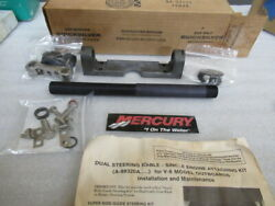 N45 Mercury Quicksilver 88320a 1 Dual Attaching Kit Oem New Factory Boat Parts
