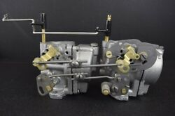 Cleaned 1968 Johnson Evinrude Top And Middle Carburetors 382316 315082 55 Hp