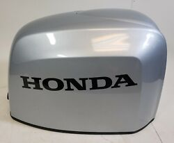 63100-zy9-030zb Honda Pre-1997 And Up Engine Cowling Hood 75 90 100 Hp Like New
