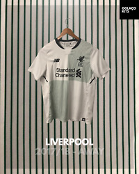 Liverpool 2017/18 - Away - 125th Anniversary
