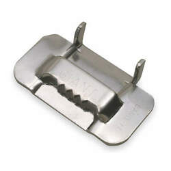 Band-it Grg440 Band Clamp Buckles3/4 Inpk25