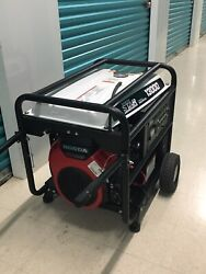 Northstar 165606 Generator 13000surge Watts. Only .3 Hours