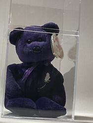 Rare Find Princess Diana Ty Beanie Baby. Mint Condition