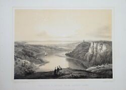 Six Picturesque Views Of The Avon And Clifton By Stephen Chaplin Jones 1845.