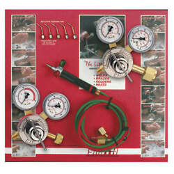 Miller Electric 23-1003p Gas Welding Outfit,30-15-510,30-20-540