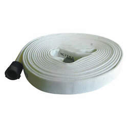 Jafline G51h25lnw50nb Attack Line Fire Hose2-1/2 Id X 50 Ft