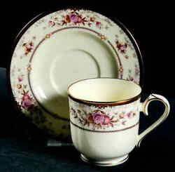 Noritake Brently Cup And Saucer 421331