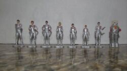 Lost In Space Trendmasters Switch N Go Style Robinsons Silver Suits Repro Set