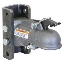 Buyers Products 0091553 Trailer Coupler,unfinished,2-5/16 Ball