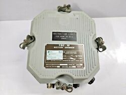 Tideland Signal Tbc-10 Battery Charger P/n 040.1039-03