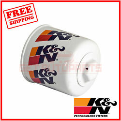 Kandn Oil Filter Fits Subaru Forester 2011-2013