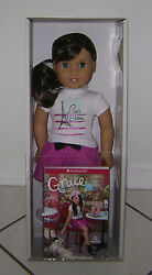 American Girl Doll Of The Year Grace 2015 + Welcome Gifts Brand New