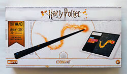 Kano Harry Potter Coding Kit [build A Wand] [learn To Code] [ob] Free Sandh