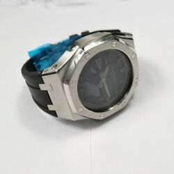 For G-shock Ga2100 2110 Custom Case And Rubber Strap 3rd Generation