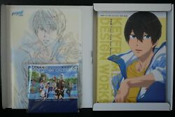 Japan 156 Kyoto Animation Free -take Your Marks- Special Box Book,calendar,c